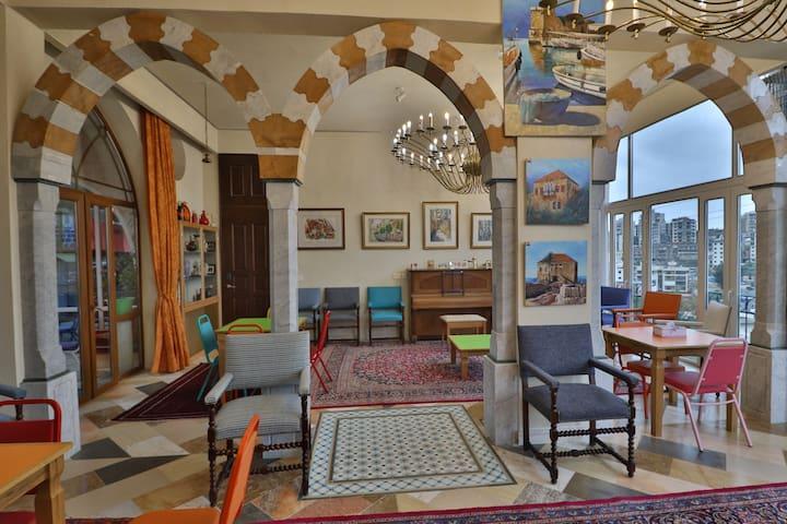 🇱🇧 دار ضيافة لبناني  LEBANESE GUEST HOUSE 🇱🇧