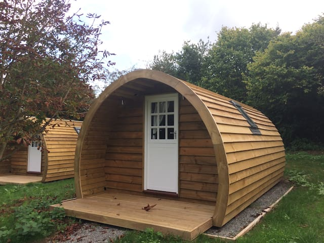 Luxury Glamping Pods - Fownhope - Kabin