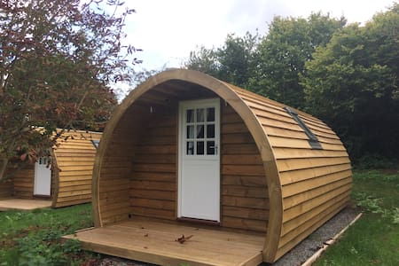 Luxury Glamping Pods - Fownhope - Cabana