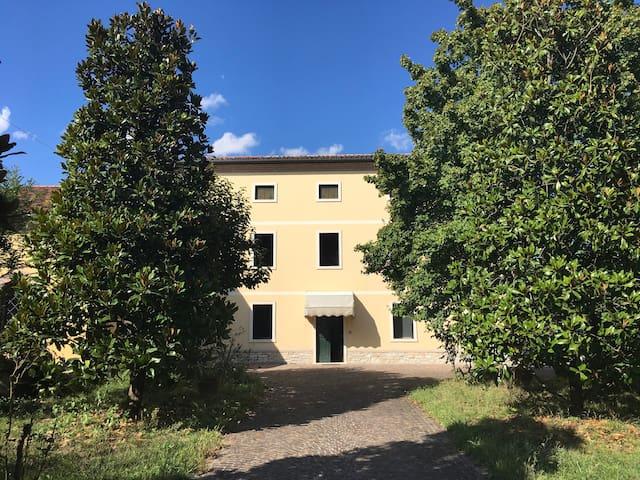 Casa di campagna Lovertino-Country house Lovertino