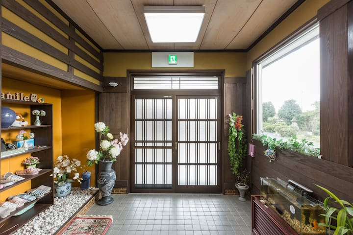 Room for 6 people - 高岛市 - Ryokan (Japon)
