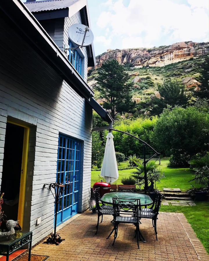 Ambleside Cottage Clarens.