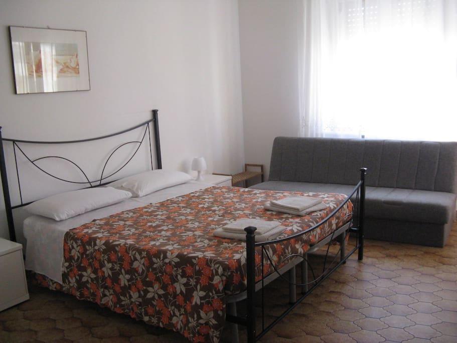 terzo letto al costo aggiuntivo di €15