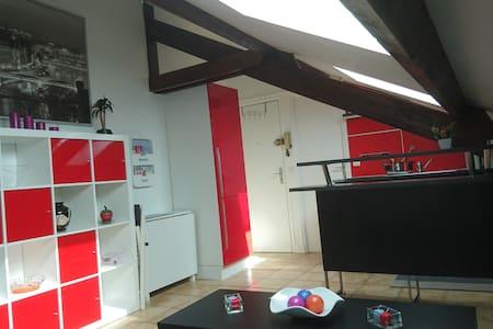 Appartement 10 min de paris - Apartment