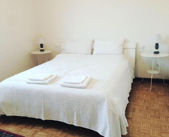 Conegliano Top Floor with Balcony + FREE Parking