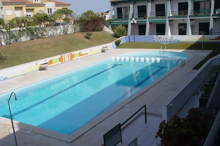 Apartment in Pedra do Ouro Beach - Praia da Pedra do Ouro, Pataias, Alcobaça - Departamento
