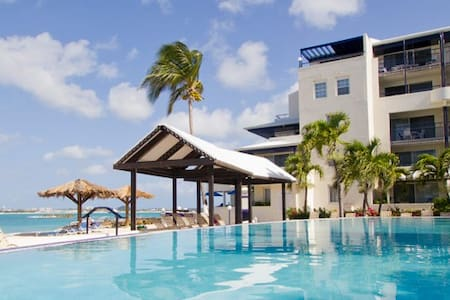 Studio - Flamingo Beach Resort - Philipsburg - 公寓