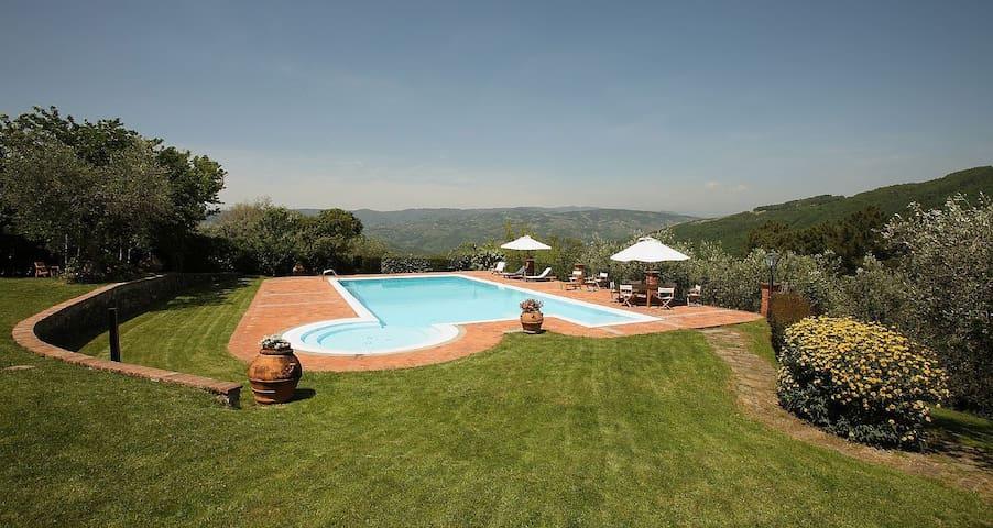 Villa Dell Angelo - 112837 - Pistoia - Casa de campo