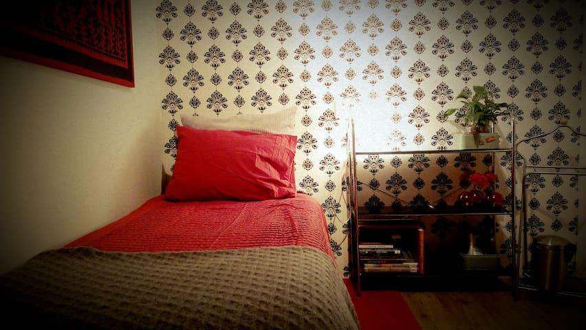 Welkom Bienvenido Bon Bini@Haarlem - Haarlem - Appartement