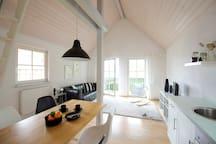 Luxury Privat Haus mit Balkon Küche zu Fuß zum See