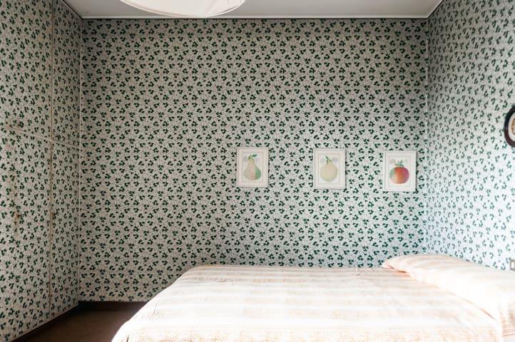 The Ivy bedroom - Camera Edera