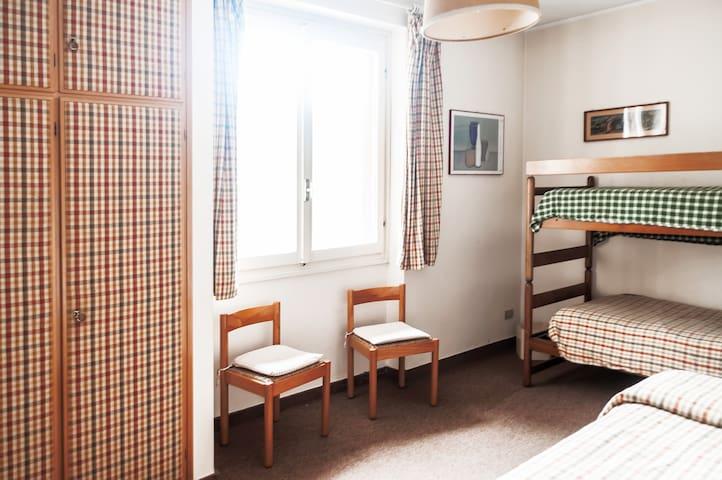 The Scottish bedroom - Camera Scozzese