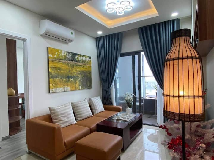 2BR/Hai Chau/The Monarchy Danang - Balcony Housing