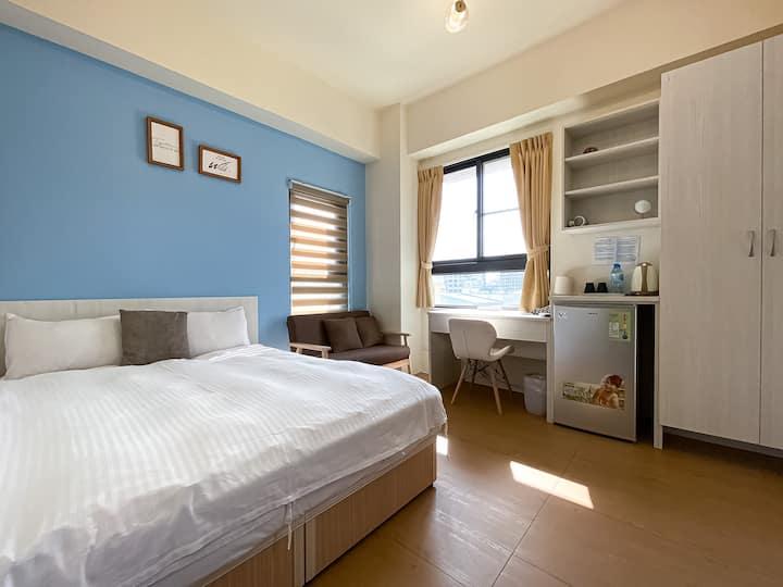 【特別的房 給特別的你】天空藍 · 自由味 · 文青風