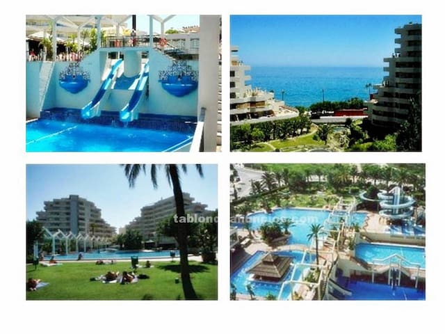 2 Bedroom Apartment at Benalbeach - Benalmádena