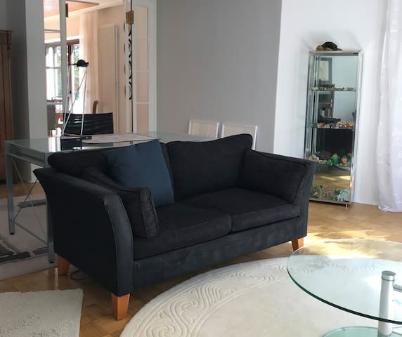 Woanders zu Hause, komplett eingerichtete Wohnung