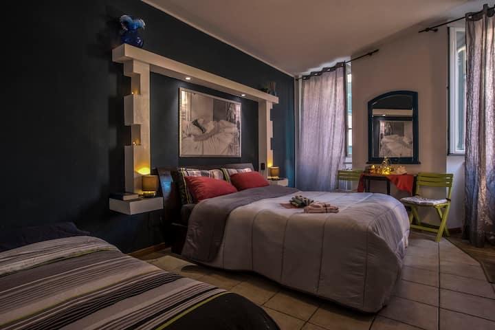 LIsettarooms -Charlot room-