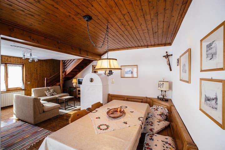 charming chalet - Auronzo di Cadore - Sommerhus/hytte