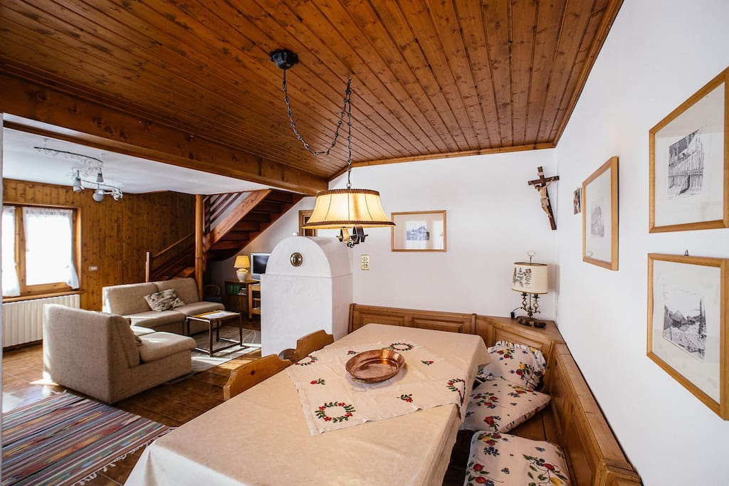 Chalet tre cime di lavaredo chalet in affitto a auronzo for Affitto chalet cortina