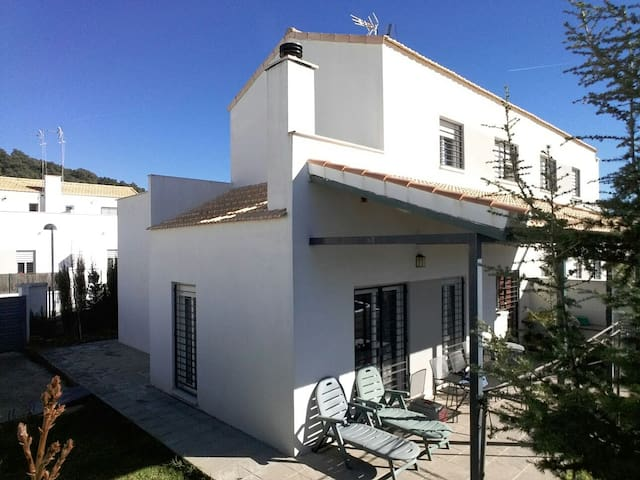 Casa Rural El Jardin Del hueznar - San Nicolás del Puerto - Huis