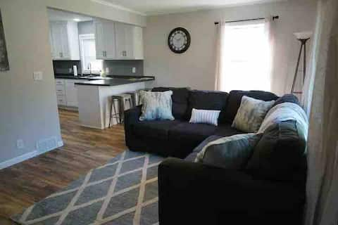 Charming North Fargo Home Two Blocks From NDSU