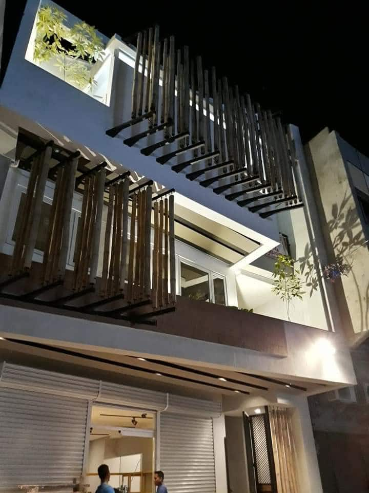 The Bamboo Rooftop and Loft