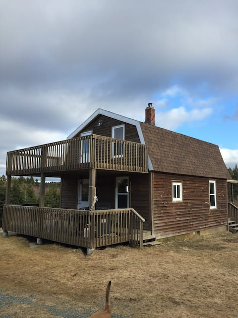 Waterfront cabin on south Bras d'Or