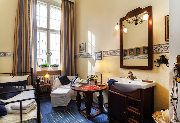 Beautiful private room in pension-4