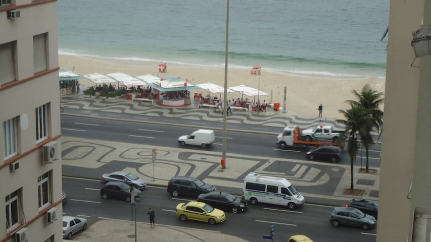 COPACABANA SEA BREEZE  -  RIO - 20 X Superhost