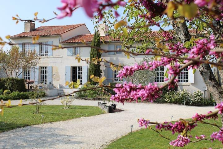 Charming House Marais Poitevin - La Rochelle