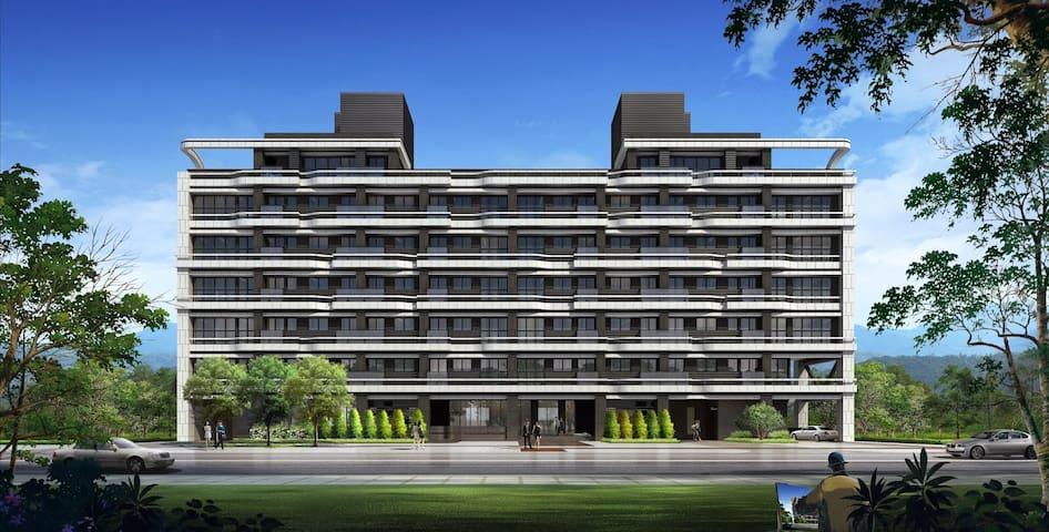 Apartment Near Taipei Arena Center