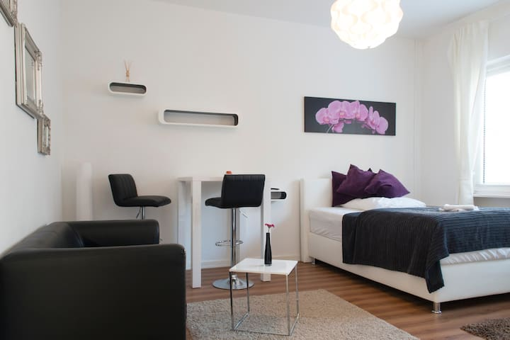 Center of Hamburg / Central Station - Hamburgo - Apartamento