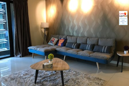 Near KLCC|Luxury 3R Condo KLCity Sky Pool 豪华舒适3房公寓