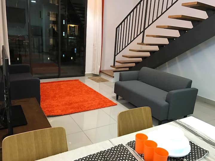 DUPLEX STUDIO SuiteStay KLCC View -URBAN360 Gombak