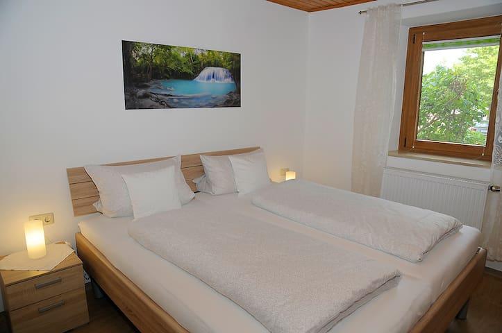 Appartementanlage Marianne (Merkendorf), Ferienwohnung Nr. 3 mit Balkon
