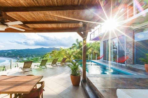 Breathtaking view to SJDS Bay | Rumba Suite #1