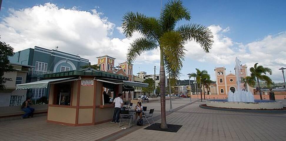 Main Square Plaza Angel Mislan