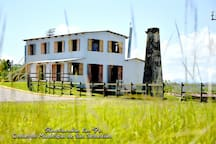 Hacienda La Fe, Agriculture Museum, free admittance, open on week ends only 10 min away from San Sebastian Bed & Breakfast, Puerto Rico