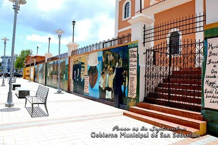 September 24 Boulevard, San Sebastian, Puerto Rico