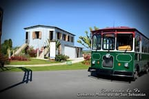 Trolley and City Tours