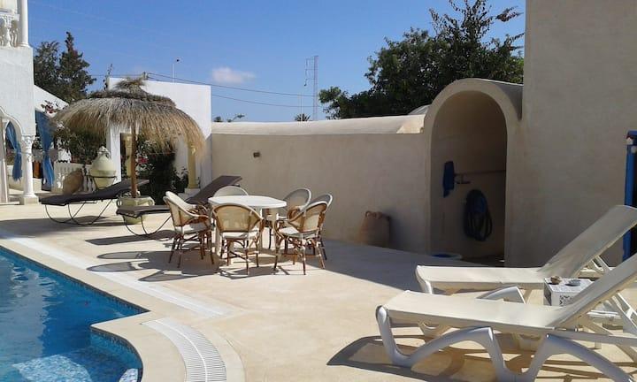 Menzel Churasco Djerba - Maison Dar Sayda