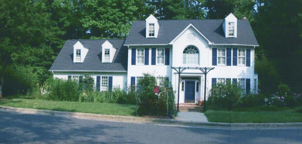 Duke Forest Area Private Lg Suite - Durham - Haus