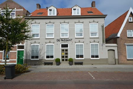 B&B De Passant in Breskens, Zeeland. - Breskens - Bed & Breakfast