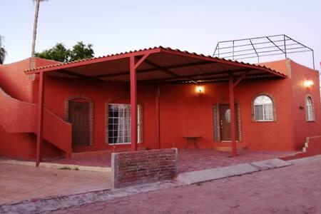 San Carlos Casa Tecalai.