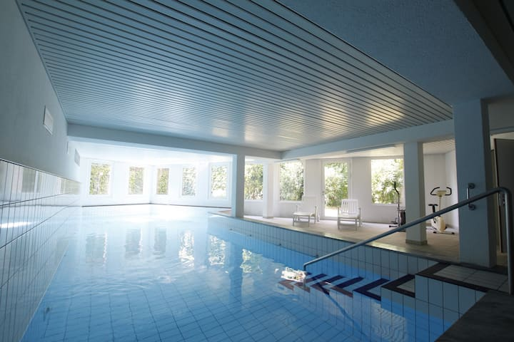 Minusio Suite With Pool