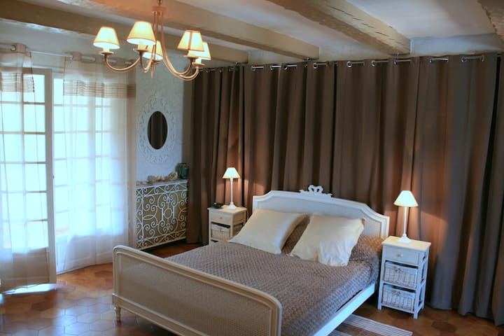 The salamander house of hote corse - Appietto - Huis