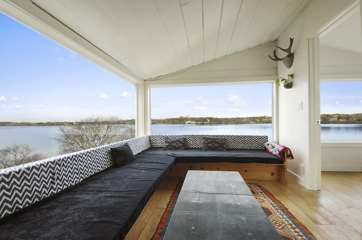 Waterfront Cottage, Fort Pond MTK - Montauk - Hus
