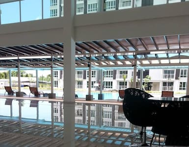 Seventh Vacation Getaway @ SUC - Sandakan - Apartament