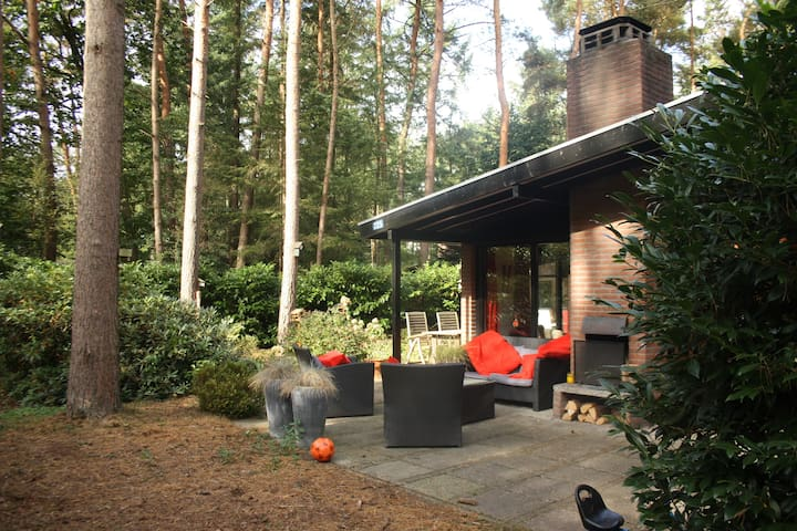 Luxurious Bungalow in the Woods - Giethmen - Domek parterowy