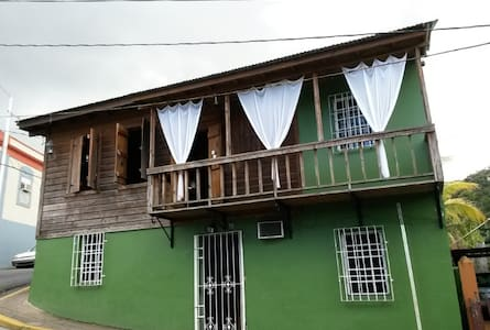 Maricao Town 1800's Apartment! - Maricao